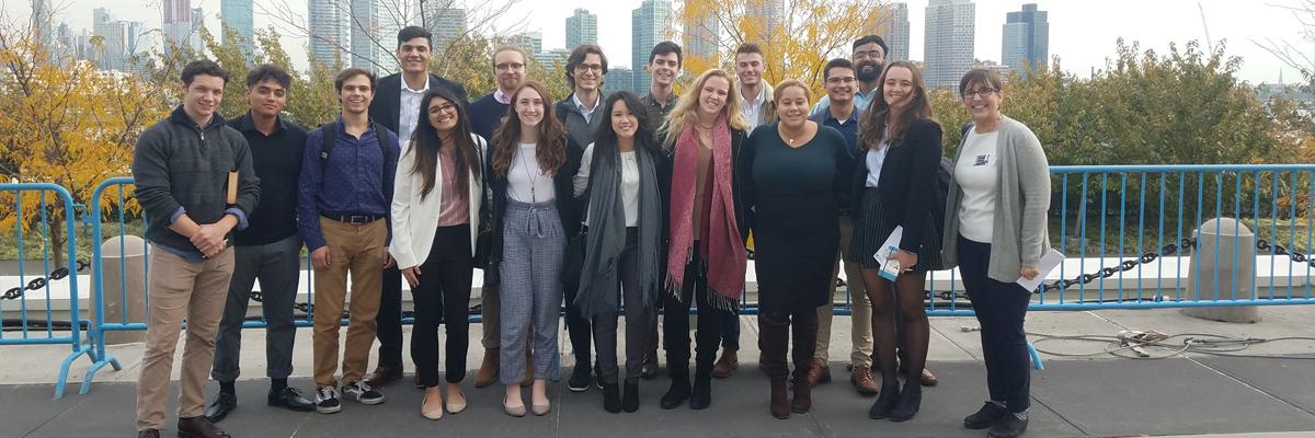 UN Trip Participants
